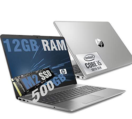 Notebook PC portátil HP 255 G7 pantalla de 15,6 pulgadas Cpu Amd A4 9125 hasta 2,6 GHz /RAM 8 GB ddr4 /HD SSD 240 GB /Vga Radeon R3 /Hdmi grabadora WiFi Bluetooth /Licencia Windows 10 Pro +Ratón WiFi