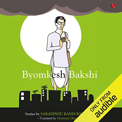 Byomkesh Bakshi Stories audiobook cover art