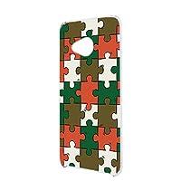 FFANY Y!mobile Android One X2 用 ハードケース スマホケース パズル柄・ベーシック おもしろ ゲーム パロディ ワイモバイル アンドロイド SIMフリー スマホカバー 携帯ケース 携帯カバー puzzle_aao_h190732