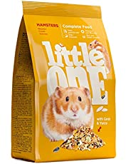 Little One voeding voor hamster in zak, 5-pack (5 x 400 g)
