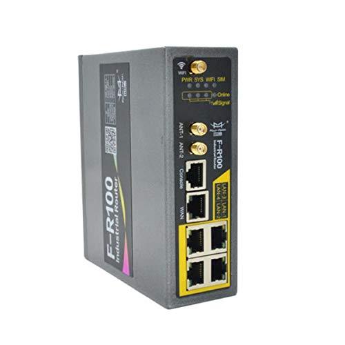 Four-Faith F-R100-FL-SIM2 - M2M 3G/4G Industrial Router, Cellular (LTE/WCDMA), WiFi, 2X SIM