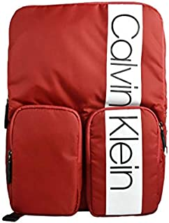 Calvin Klein (Ck) Unisex Parachute Material Pilot Backpack for Hiking and Travelling - Multicolor