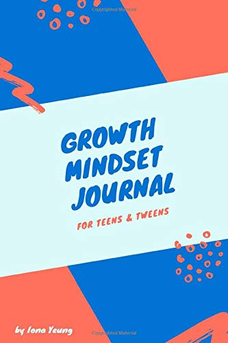 Growth Mindset Journal For Tweens and Teens