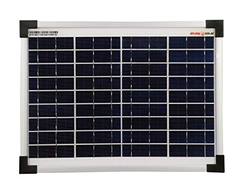 enjoy solar Poly - Panel solar (10 W, 12 V)