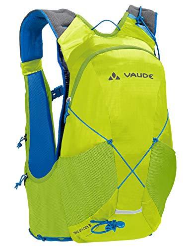 VAUDE Trail Spacer 8 Sac à Dos Vert Vif 5-9 l