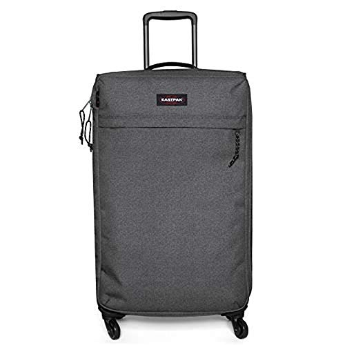 Eastpak Traf'ik 4 L Valigia, 80 cm , Nero (Blackout Denim)