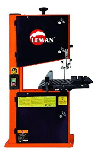 Leman LOSRU250 Scie à ruban 250 mm