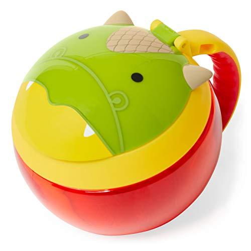 Skip Hop Zoo-Snack-Behälter – Drache, grün