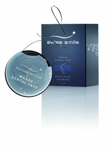 Swisssmile Swiss Smile Waxed Dental Tape by SwissSmile