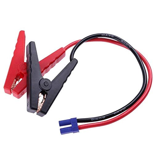 Lianlili Cable de Emergencia de la batería automática del Cable del Cable del Cable del Cable del Cable del Cable del Cable de los Cables con el Enchufe de EC5