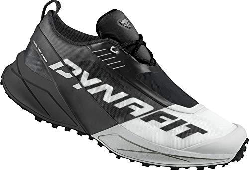 Dynafit Ultra 100, Zapatillas de Running Hombre, Black out/Nimbus, 44 EU