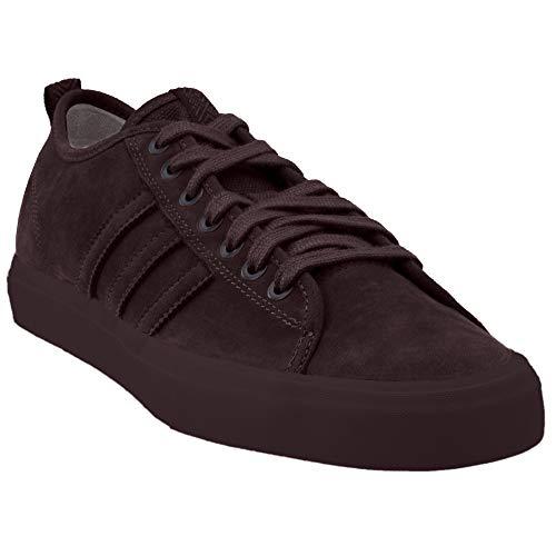 adidas Originals Men's Matchcourt RX Running Shoe, Night hi-res red/Gold Metallic, 9 M US