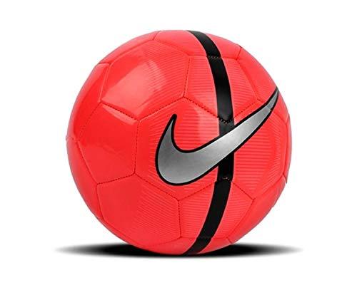 Nike Mercurial Fade fußball Unisex, Unisex, Naranja/Negro (Bright Mango/Black/Chrome), 38