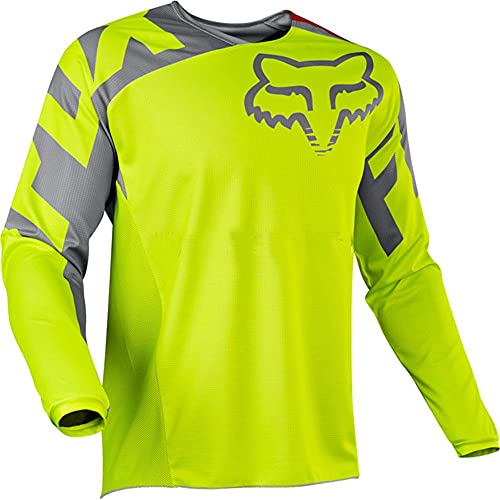 YMWL Hombre Mountain Bike Motocross Jersey Camiseta de Manga Larga Traje de...