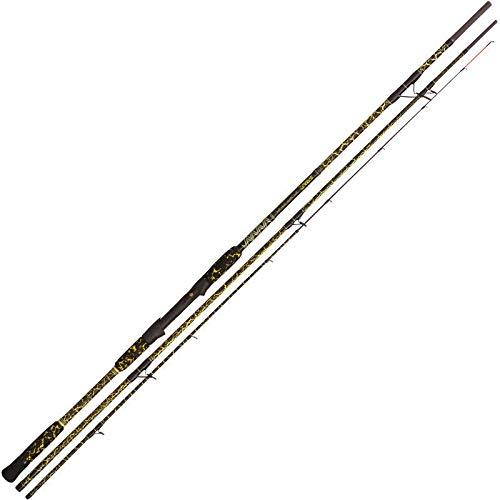 Black Cat Bait Maker Feeder 3,60m 120g - Feederrute zum Feederangeln, Angelrute zum Feedern auf Friedfische, Friedfischrute