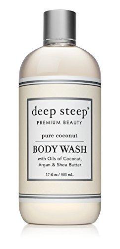 Deep Steep Gel douche Pure Coconut 502,7 ml