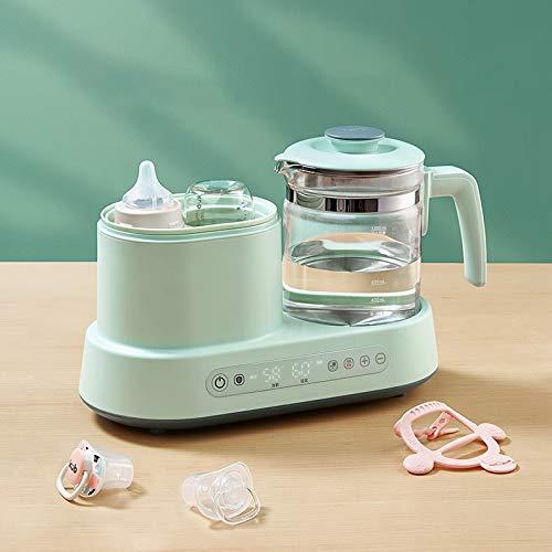 AYDQC Regulador de leche termostático calentador de leche hervidor de leche en polvo tres en uno botella de aislamiento inteligente