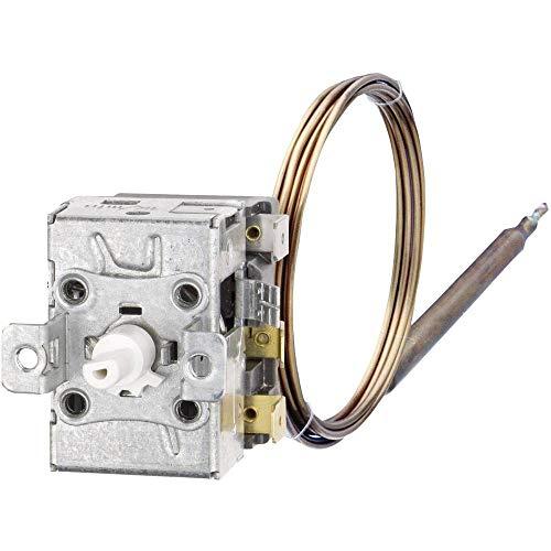 Jumo 602030/01 Einbauthermostat 20 bis 90 °C (L x B x H) 42 x 36 x 46 mm