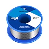 "POCKET-FRIENDLY PACK: 63-37 Tin Lead TREONYIA Rosin Core Solder Wire ""Excellent for Electronic Works"" Review"