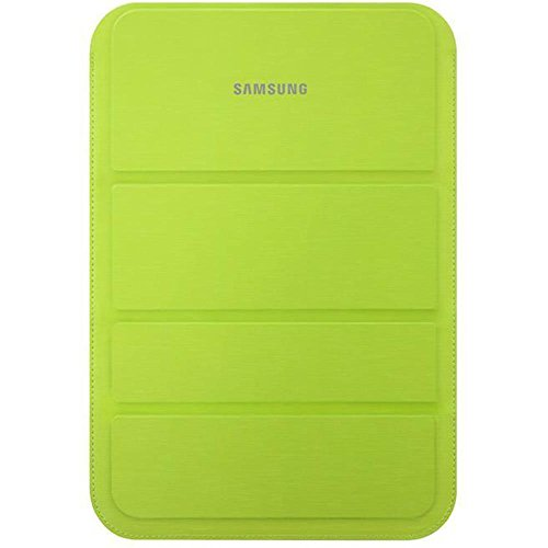 Samsung Original EF-SN510BGEGWW Tasche (kompatibel mit Galaxy Note 8.0, Galaxy Tab, Galaxy Tab 2 7.0, Galaxy Tab 7.0 Plus N) in grün