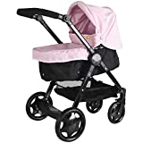 HTI Joie Junior Litetrax Travel System | Kids Toy Pram Pushchair Strollers