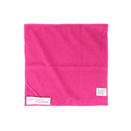 Je Cherche une Idée ME2299 set met 7 doeken, polyester, meerkleurig, 30 x 30 x 0,3 cm