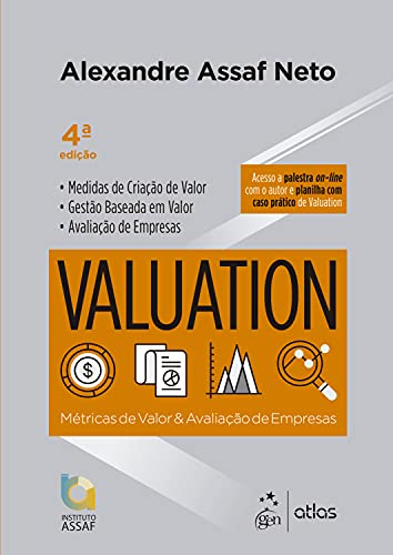 Valuation - Métricas de Valor e Avaliação de Empresas