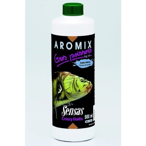 Sensas Aromix Gros Poissons Fish Meal