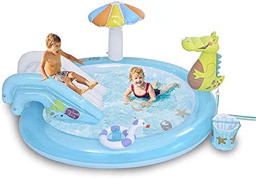Cucheeky explota el centro inflable del juego para los niños, piscina interior y al aire libre
