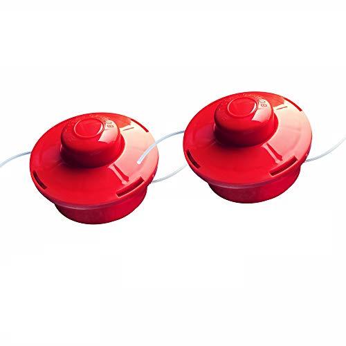 Nemaxx 2X FS2 Cabezal de Doble Hilo semiautomático - Cabezal de Corte...