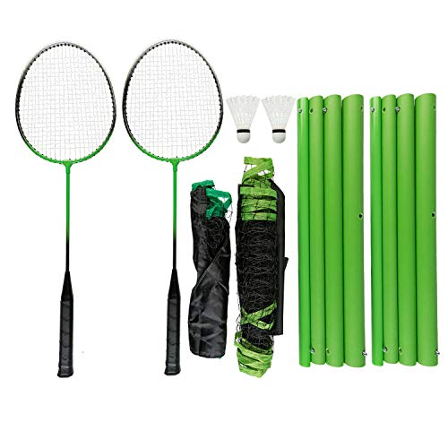 Idena 40184 Tennisnetz inklusive 2...