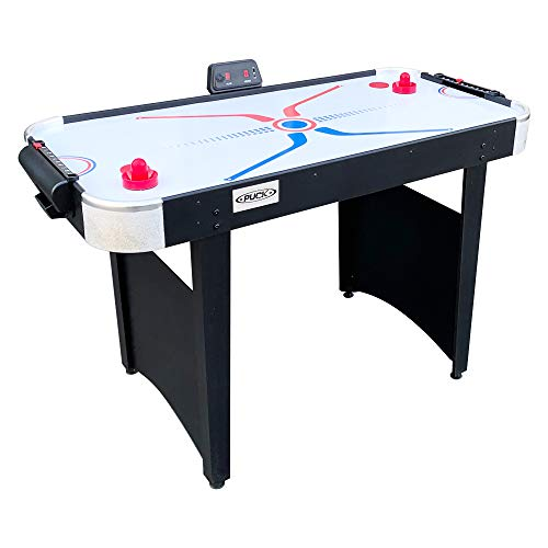 PUCK Alpha 4-Foot Air Hockey Table