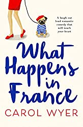 What Happens in France by Carol Wyer; books set in France