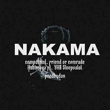 Nakama (feat. Yhb Sleepsalot)