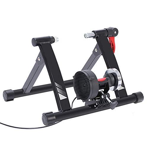 YYDE Rodillos para Bicicletas,Rodillo Bicicleta, Entrenador de Bicicleta para Interior, Soporte para...