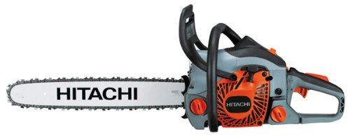 Hitachi CS 40 EA P 45 chainsaw Gris - Sierra eléctrica (13