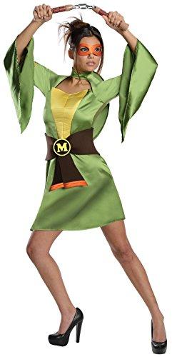 - Teenage Mutant Ninja Turtles Michelangelo Kostüm