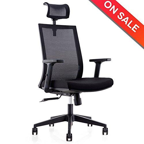 CMO High Back Mesh Big Ergonomic Recline Tilt Office Chair