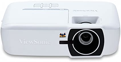 ViewSonic 1080p Projector with Rgbrgb Rec 709 DLP 3D Dual HDMI 22, 000: 1 Contrast and Low Input Lag for Home Theater and Gaming (PX725HD)