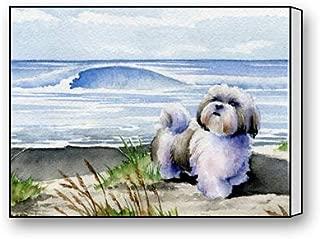 Best shih tzu oil painting Reviews