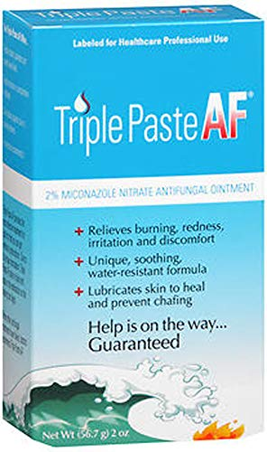 Triple Paste AF Antifungal Ointment - 2 oz, Pack of 3