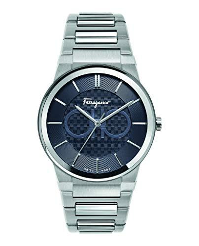 Salvatore Ferragamo Ferragamo Sapphire SFHP00620 - Reloj de pulsera para hombre (41 mm)