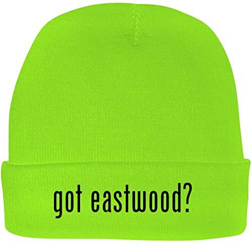 Shirt Me Up got Eastwood? - A Nice Beanie Cap, Neon Green, OSFA
