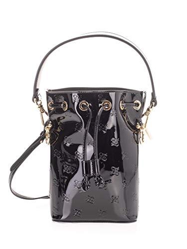Luxury Fashion | Fendi Dames 8BS010AAFJF0KUR Zwart Leer Handtassen | Lente-zomer 20