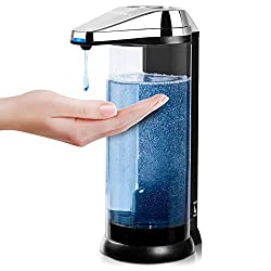 Secura 17oz  Premium Touchless Battery Operated Electric Automatic Soap Dispenser Review