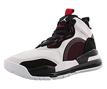 Nike Aerospace 720 Mens Shoes Size 10 Color  White/Gym Red/Black/Vast Grey