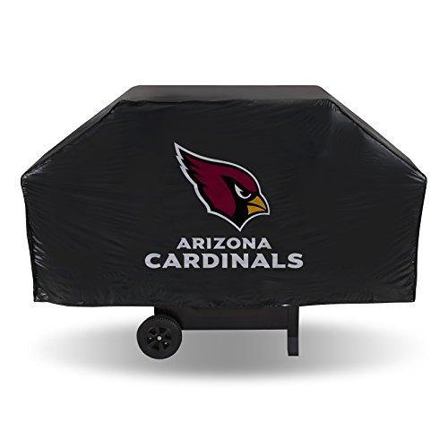 Rico Industries NFL Grillabdeckung aus Vinyl, Unisex-Erwachsene, Arizona Kardinäle, 68-inches Wide x 21-inches Deep x 35-inches High