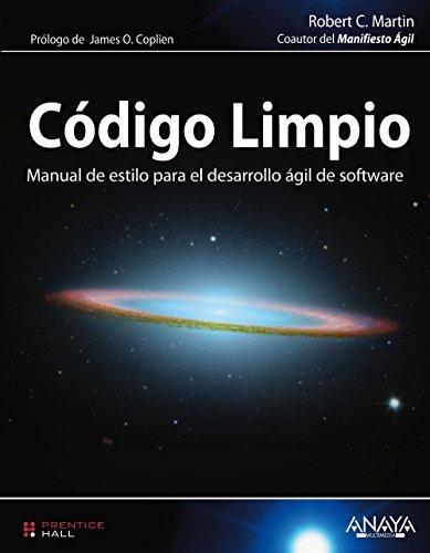Código Limpio: Manual de estilo para el desarrollo ágil de...