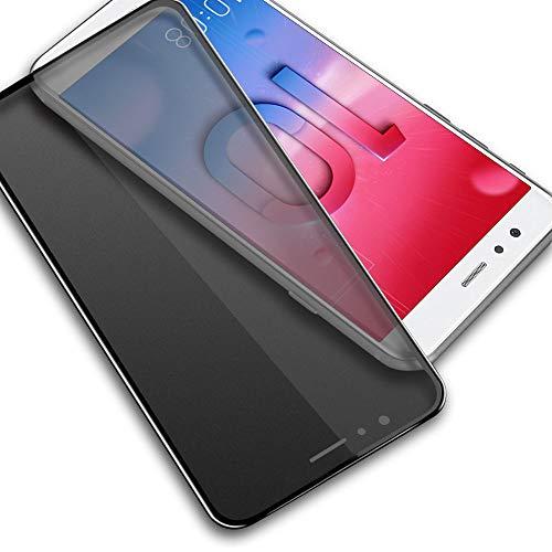 Mosoris Privacy Pellicola Vetro Temperato per Huawei P10 Lite, Anti-Spy in Vetro Temperato 9H Anti Graffio Pellicola Protettiva Schermo per Huawei P10 Lite [1 Packs]
