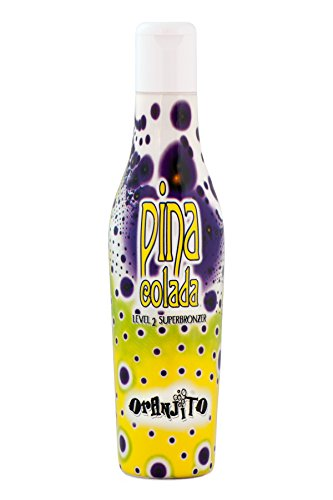 Oranjito Pinacolada Level 2 Superbronzer Solariumkosmetik, 1er Pack (1 x 200 ml)